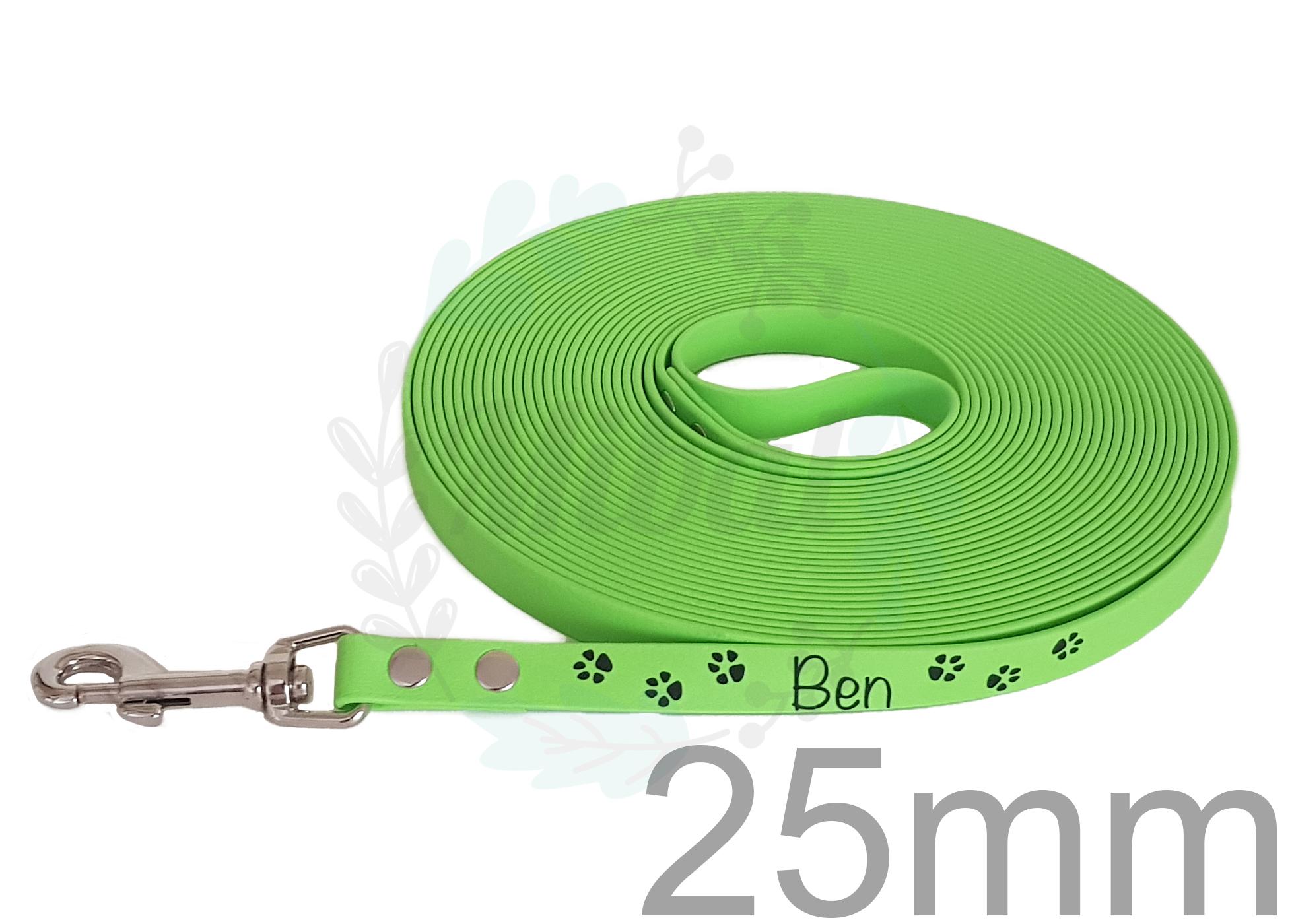 Biothane Schleppleine 25mm