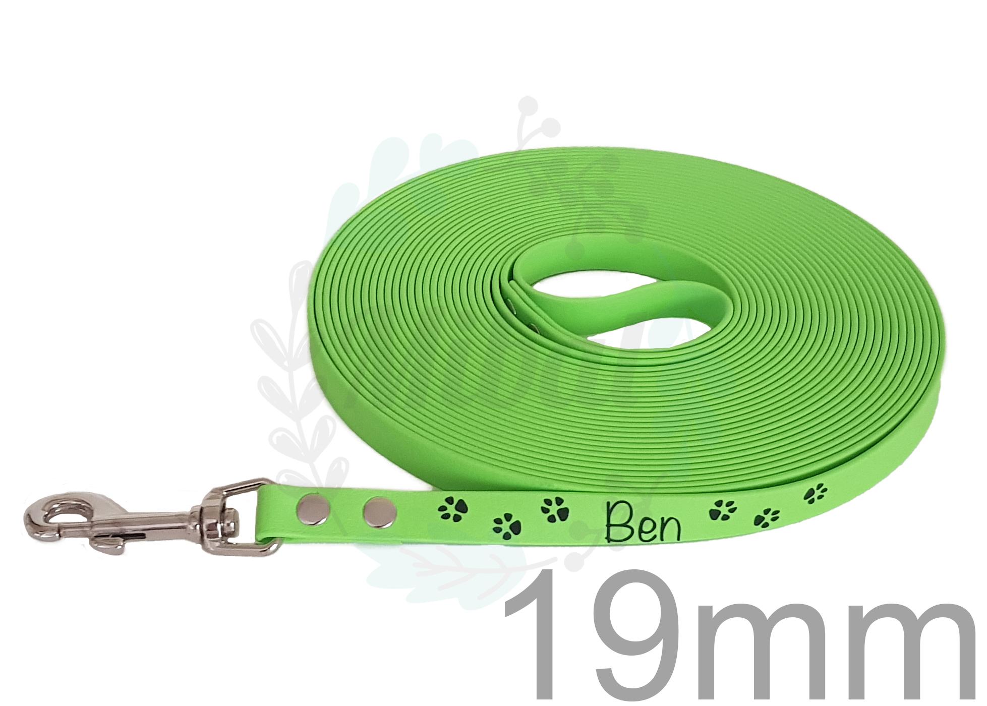 Biothane Schleppleine 19mm
